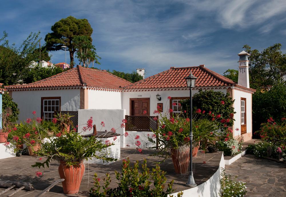 Casa rural el sitio la rosa casa sitio la rosa - Hotel rural en la palma ...