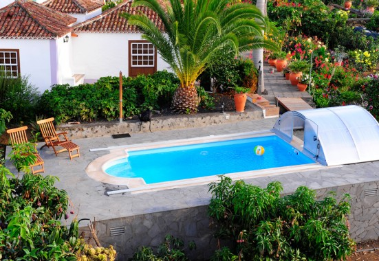 casa rural en la isla de la palma, canarias. casa sitio la rosa, villa de mazo